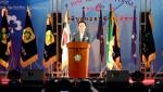 한국걸스카우트연맹 창립60주년기념 국제야영대회 개영식1.jpg