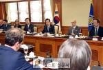 안보리 이사국 주한대사 간담회/주한 일본대사 접견